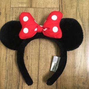 Kid's Minnie Ears From Disney World